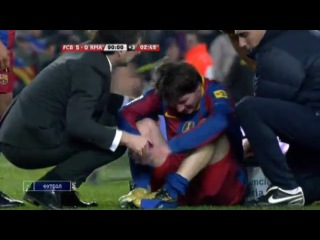 Barcelona vs Real Madrid RED Card S.Ramos EL CLASICO
