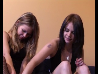 2 Girls and FootBoy